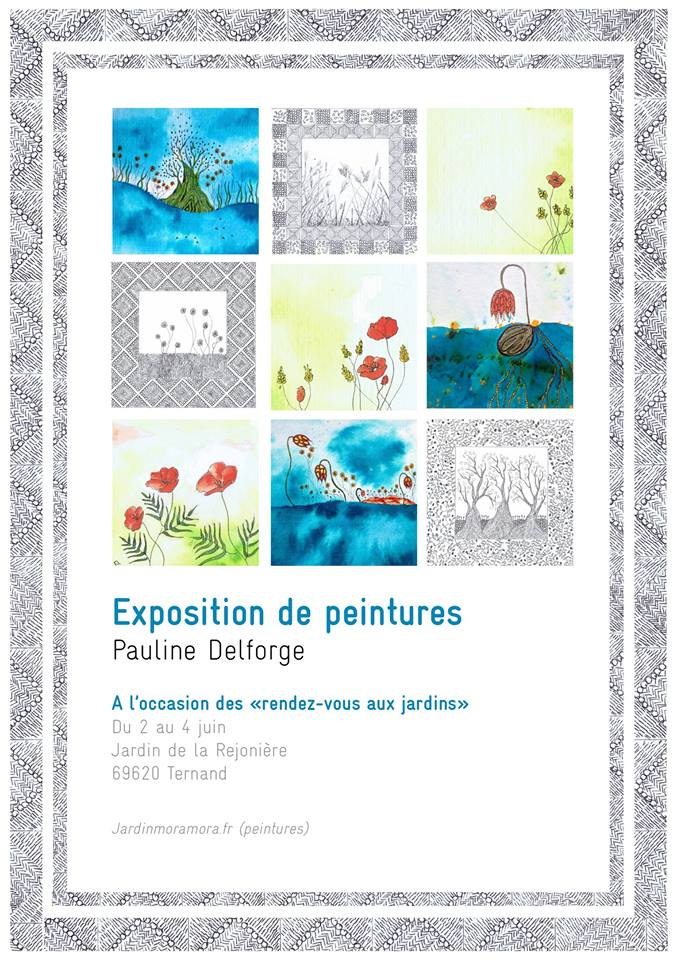 Affiche Pauline Delforge